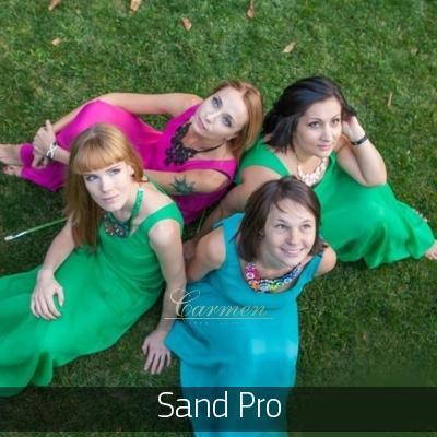 Sand Pro