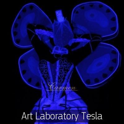 Art Laboratory Tesla