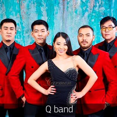 Q band
