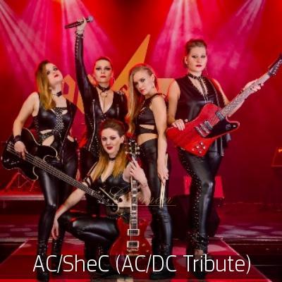 AC/SheC (AC/DC Tribute)