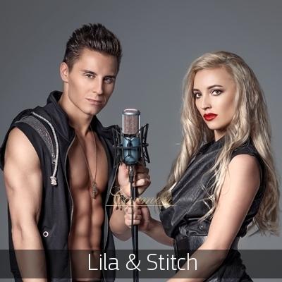Lila & Stitch