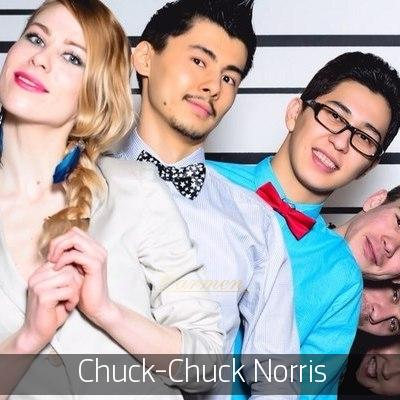 Chuck-Chuck Norris