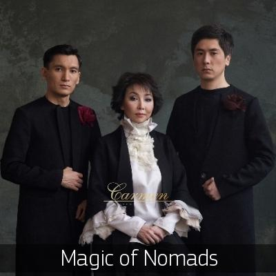 Magic of Nomads
