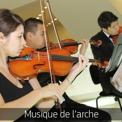 Musique de l'arche