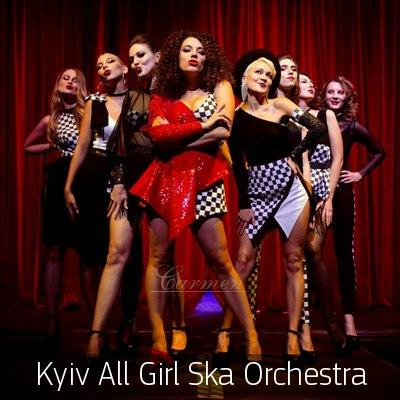 Kyiv All Girl Ska Orchestra